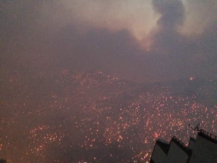 الحماية المدنية تعلن إخماد جميع الحرائق في ولاية مجاورة للعاصمة