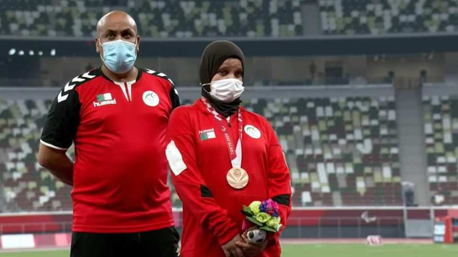 بالفيديو.. مونية قاسمي تمنح الجزائر ميدالية ثالثة في منافسات الألعاب البرالمبية 2020