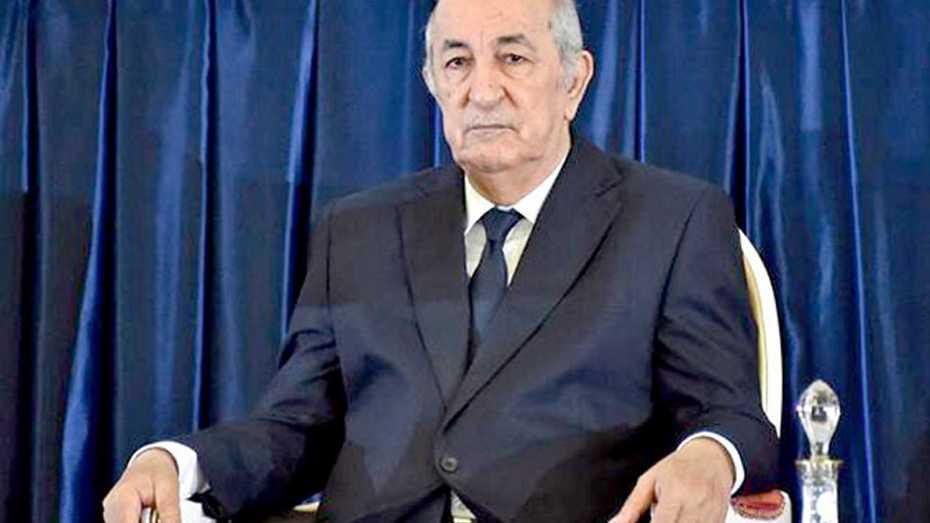 رئيس الجمهورية يعزي عائلات ضحايا الحرائق