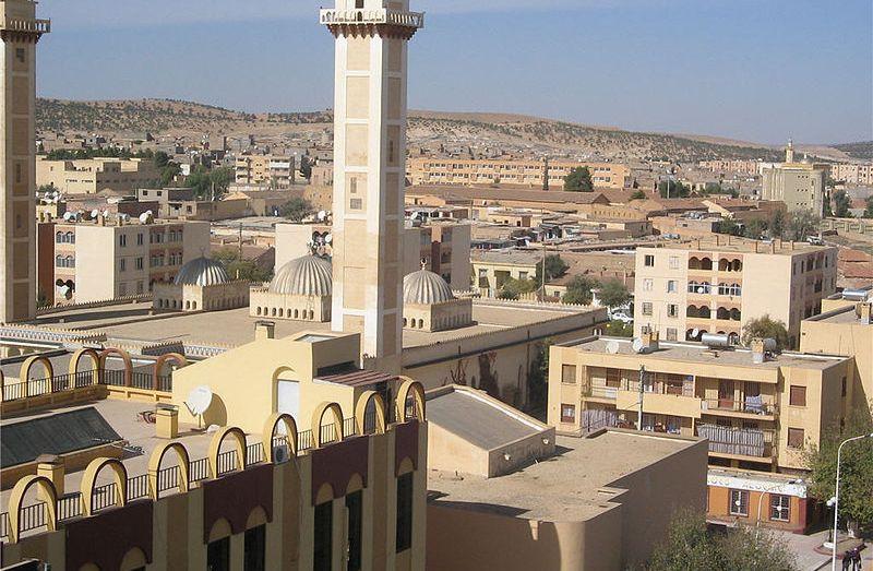 فرض حجر صحي جزئي بولاية الجلفة