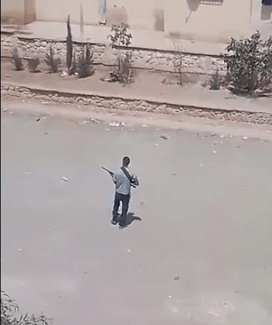 توقيف شخص أطلق النار عشوائيا بسيدي بلعباس