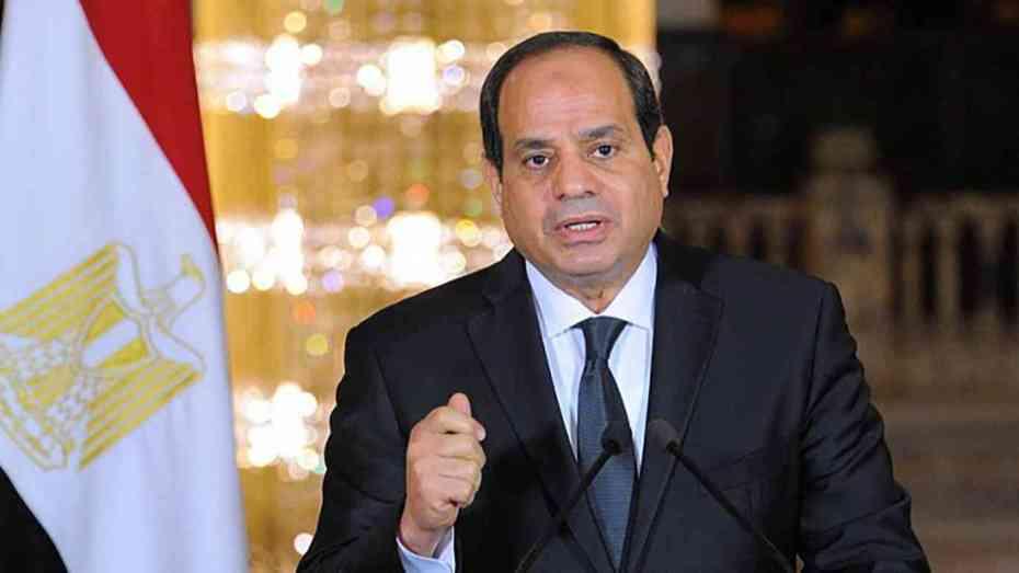"""شاهد.. السيسي يقرر تسمية شوارع وطرقات بأسماء أبطال مصر المتوجين في """"أولمبياد"""" طوكيو"""