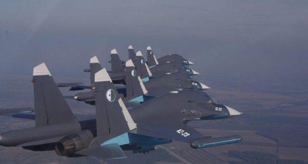 الجزائر الثانية عالميا في استيراد الأسلحة الروسية