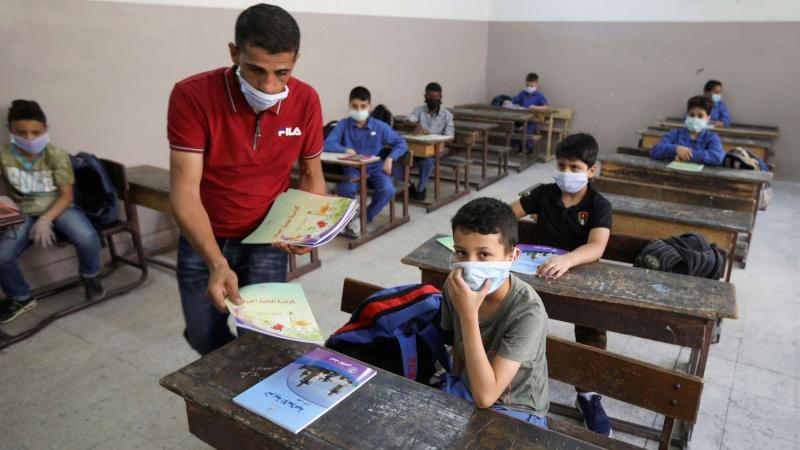 وزارة التربية تجدد إجراءات البروتوكول الصحي الخاص بالمدارس