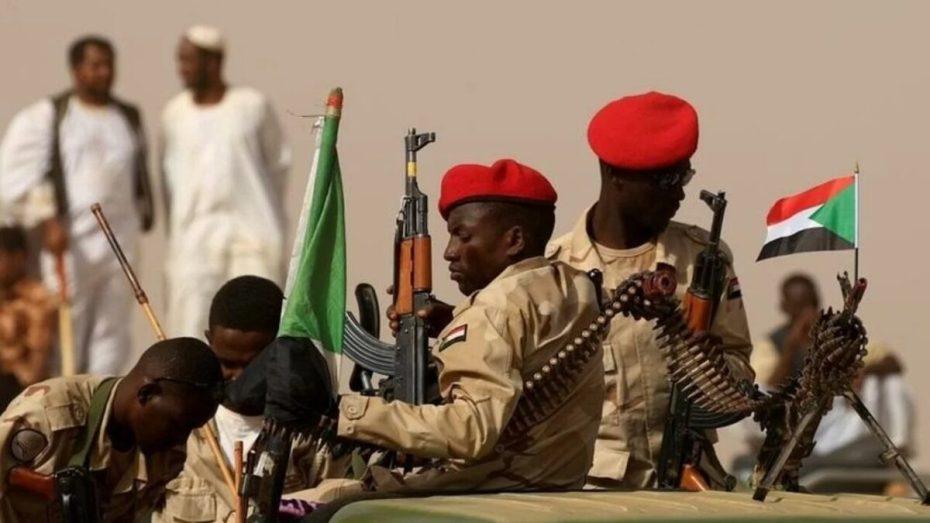 التلفزيون السوداني يعلن محاولة انقلاب فاشلة في البلاد