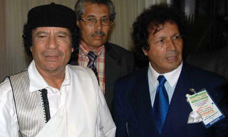 اليد اليمنى للراحل معمر القذافي يعزي الجزائر في رحيل بوتفليقة
