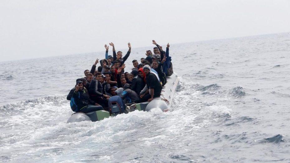 الحماية المدنية تنقذ أشخاصا حاولوا الهجرة بطريقة غير شرعية