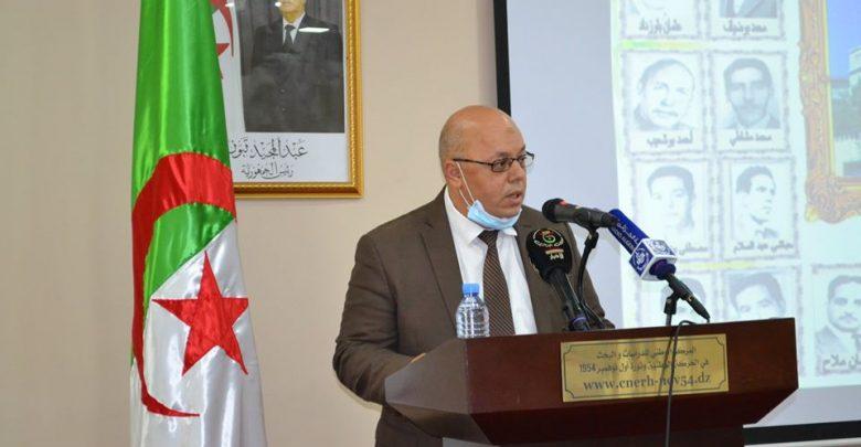 وزير المجاهدين: الرئيس تبون عازم على صون وديعة الشهداء
