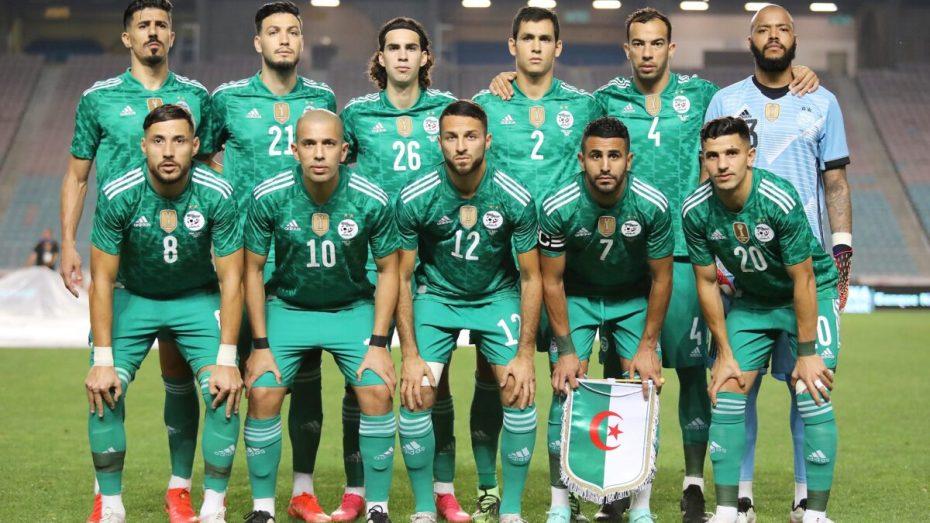 مواعيد وملاعب مواجهات المنتخب الجزائري أمام منتخب النيجر