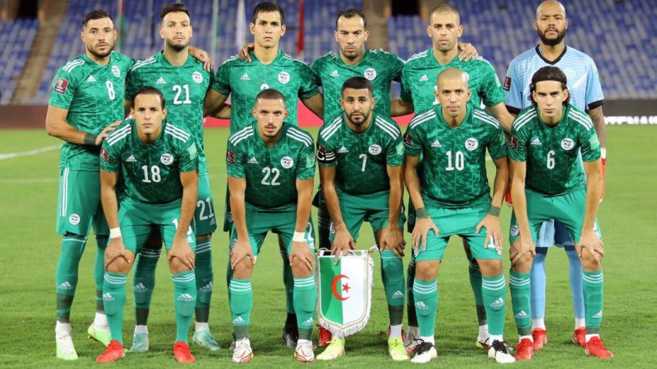 المنتخب الجزائري يُحطّم رقما قياسيا جديدا