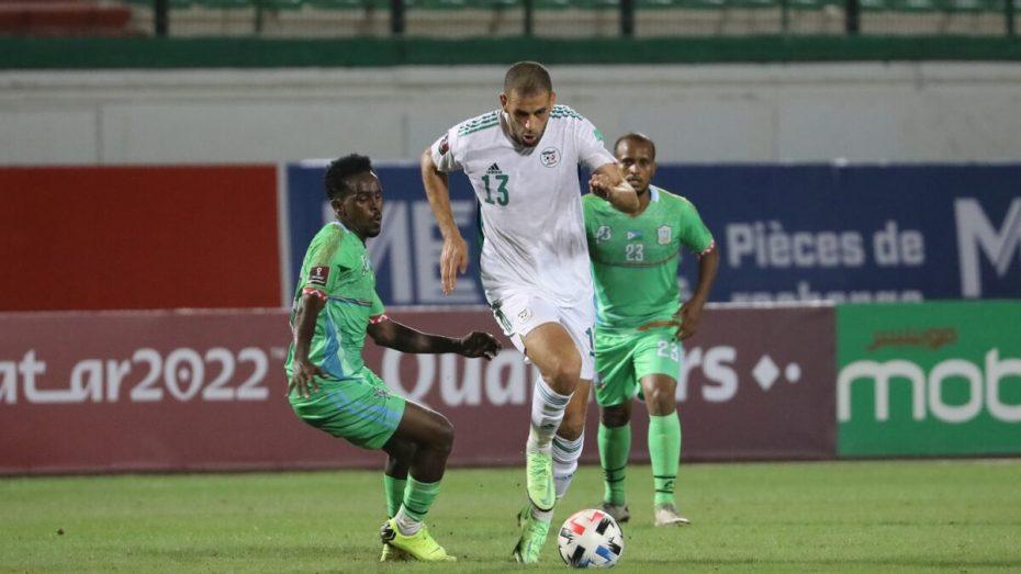 سليماني يتفوق على الجميع في المنتخب الجزائري