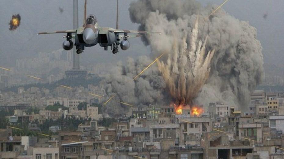 قوات الاحتلال الصهيوني تشن غارات على غزة