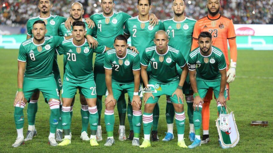 تغييرات جديدة في تواريخ ومواعيد مواجهتي المنتخب الجزائري ونظيره النيجر