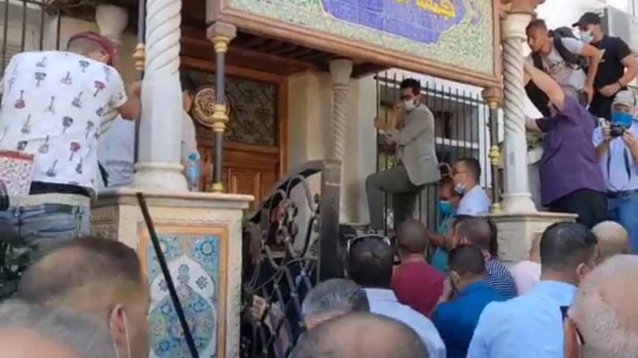 شرطة بئر مراد رايس تستدعي متورطون في حادثة الأفلان