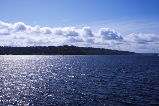 A Ferry Trip to Port Townsend, Washington
