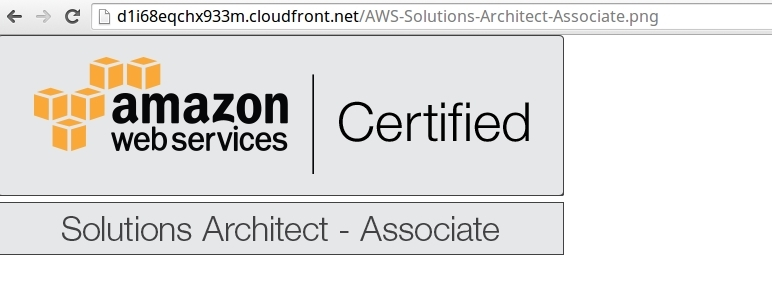 Amazon Web Services CloudFront Error Pages Restrictions and