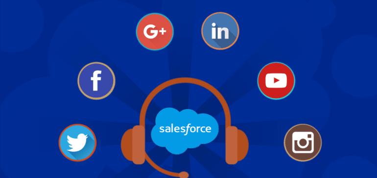 Salesforce Social Customer Service