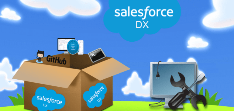 Salesforce DX: A series of new tools