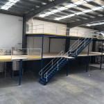 mezzanine floors in warehouse