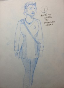 Women's Tunic 2
