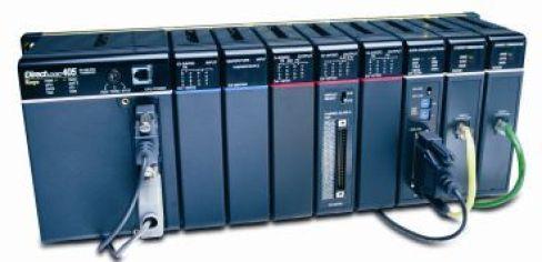 An example of a modular PLC