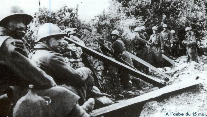 Bataille de Stonne - mai 1940