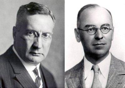 Franz G. Fischer et Hans Tropsch.