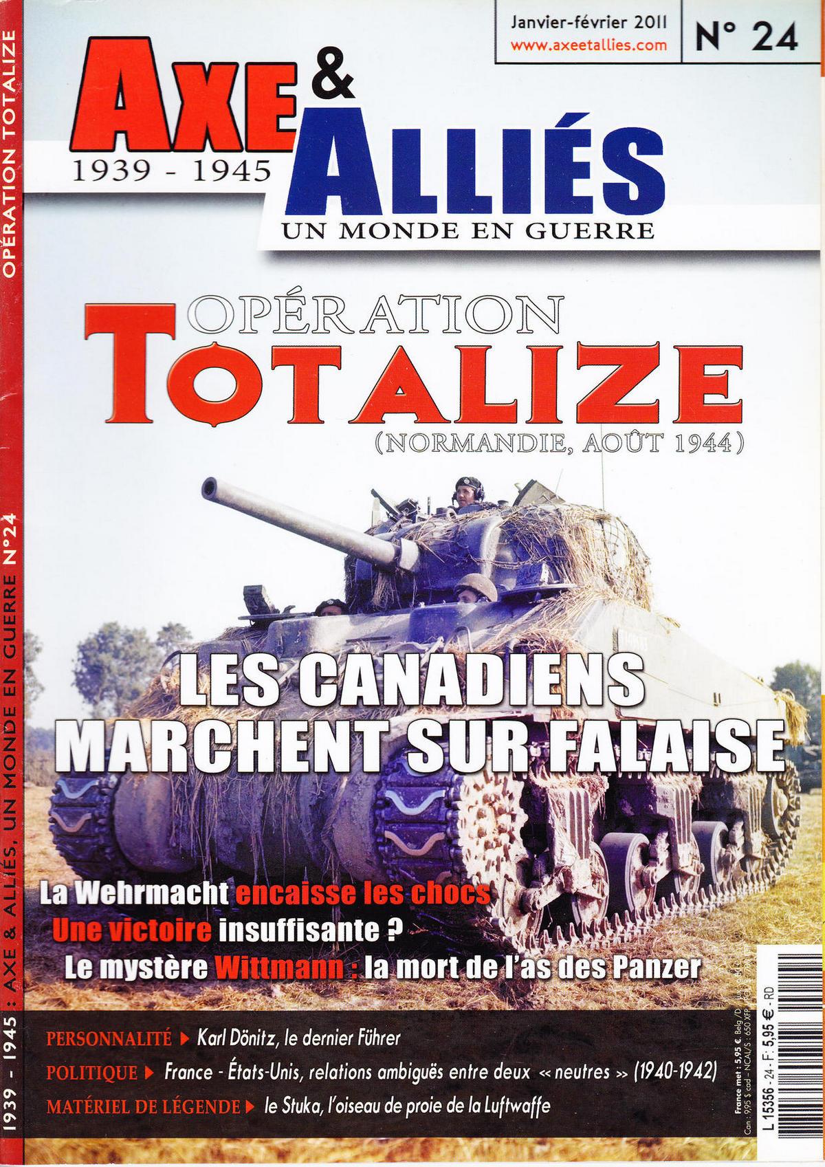 Axe & Alliés 24