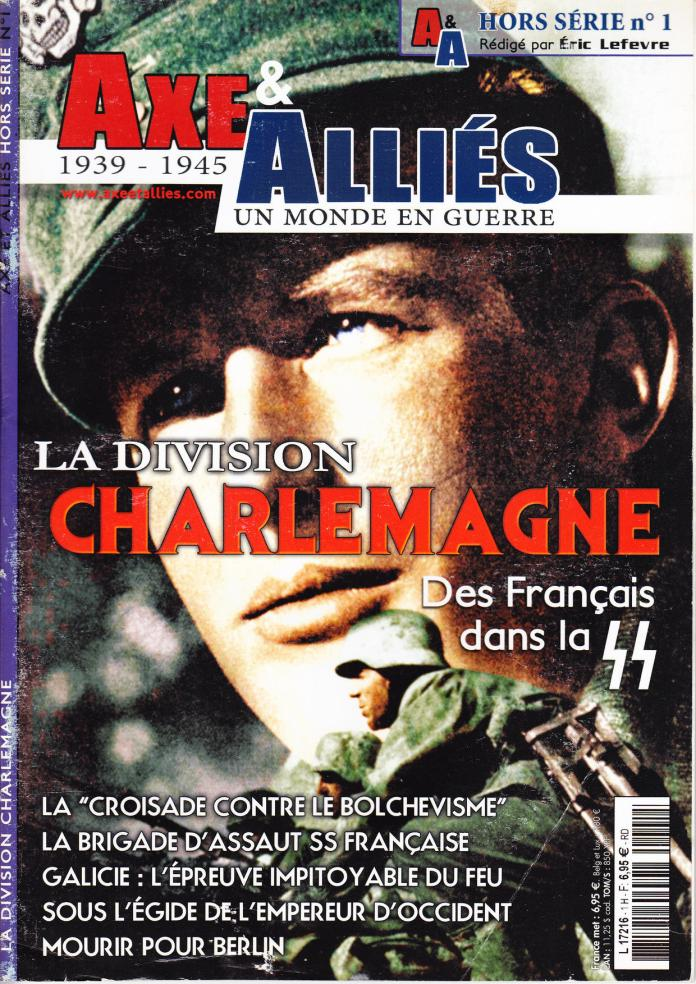 Axe & Alliés - 1939 - 1945 - Hors série 01