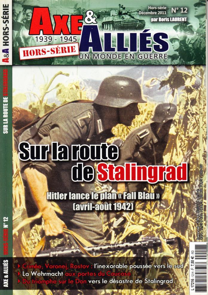 Axe & Alliés - 1939 - 1945 - Hors série 12