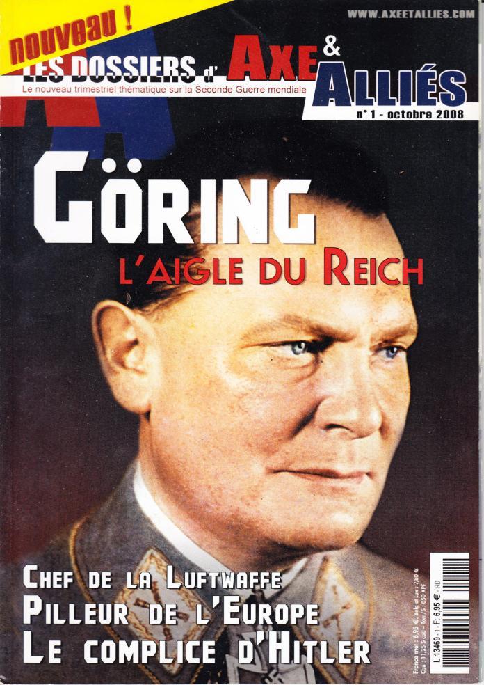 Axe & Alliés - 1939 - 1945 - Les dossiers 01