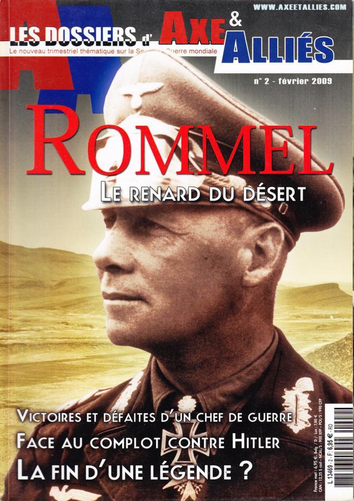 Axe & Alliés - 1939 - 1945 - Les dossiers 02