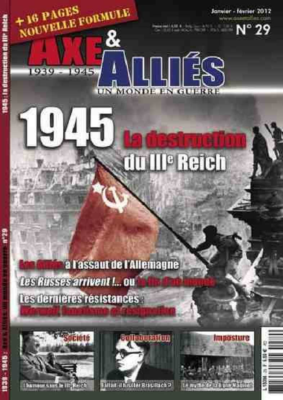 Axe & Alliés numéro 29