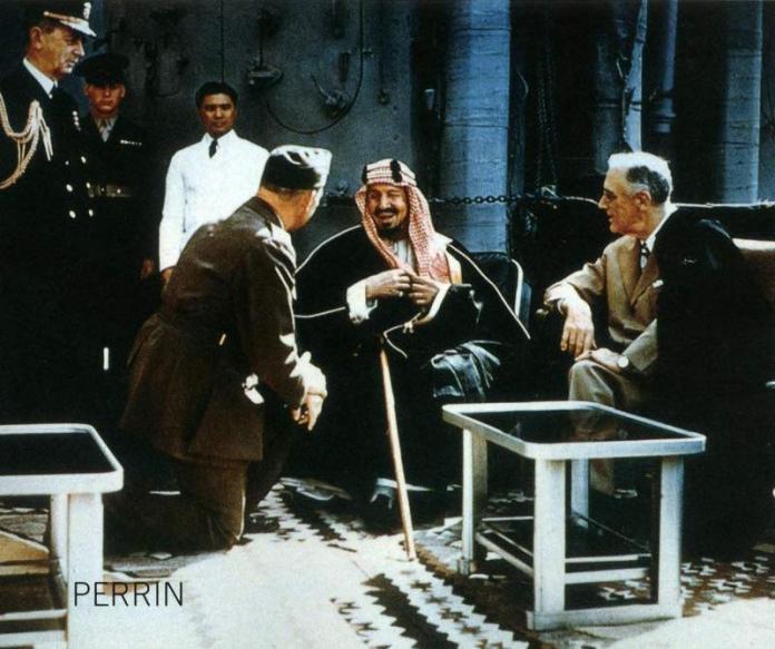 Le Moyen-Orient pendant la Seconde Guerre mondiale - Christian DESTREMAU - Perrin