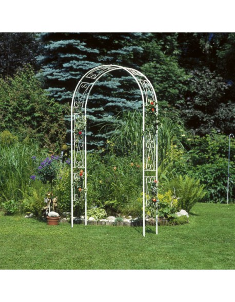 arche de jardin en fer forge alice arches de jardin en fer forge axe industries
