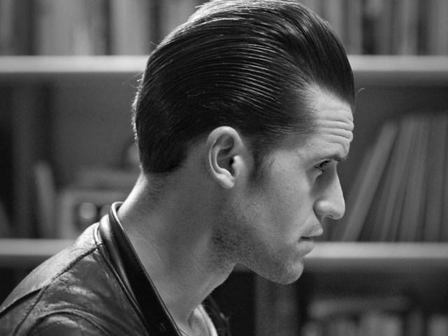 rockabilly pompadour: der king hairstyle für männer | axe