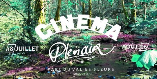 Cinéma plein air Granville