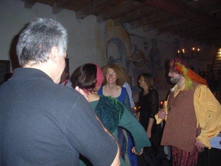 Das Volk tanzt