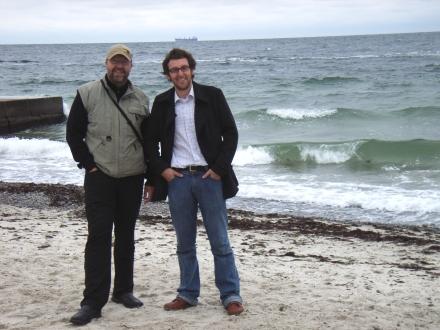 Kolumnisten am Schwarzen Meer