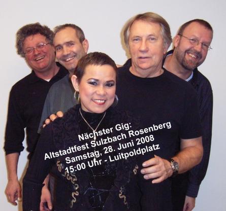 MASH Altstadtfest Sulzbach Rosenberg 2008