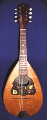 Die Mandoline meiner Mutter