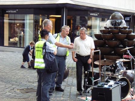 Stadtwacht Nürnberg