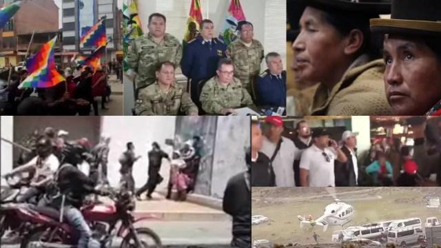 golpe de estado en bolivia documental alina