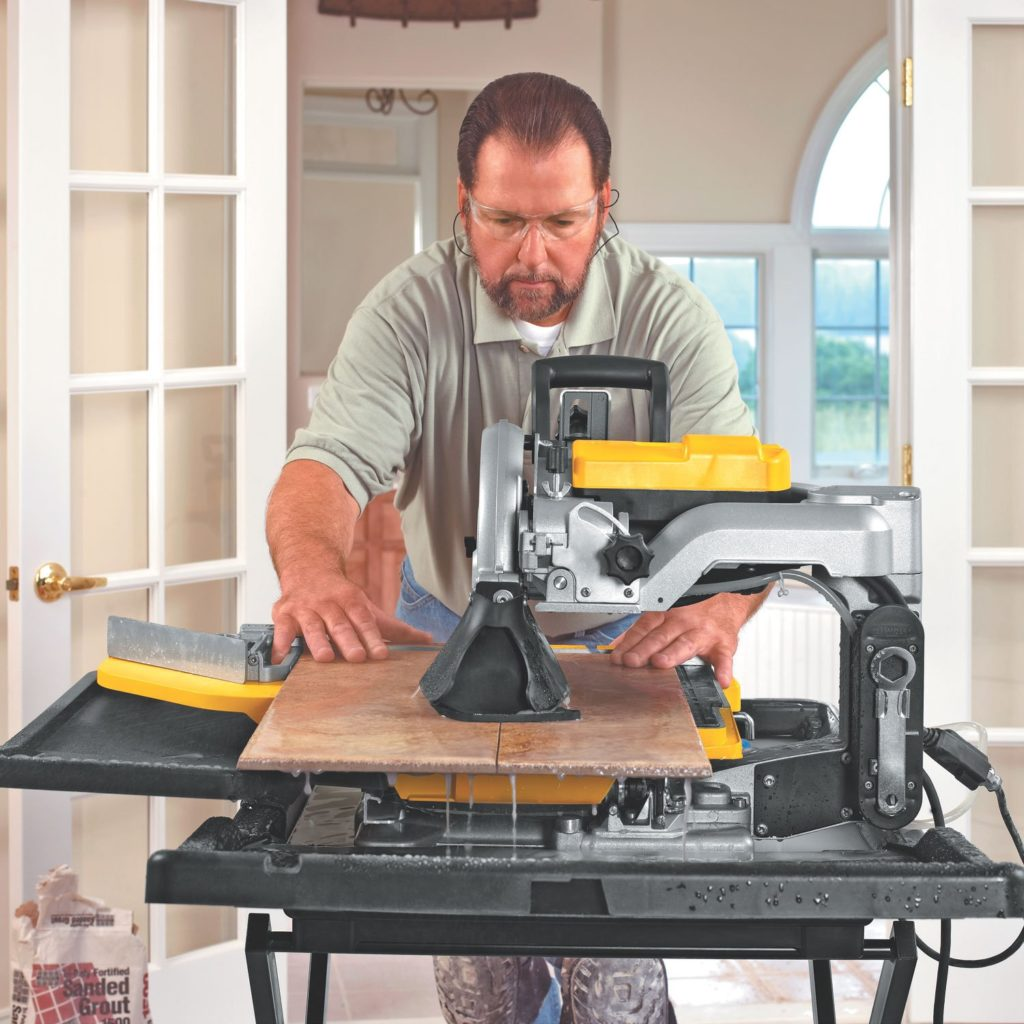 best tile saw and review for 2021