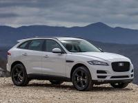 Jaguar | Jaguar F-Pace | SUV | 8-speed Automatic | Axess Mauritius