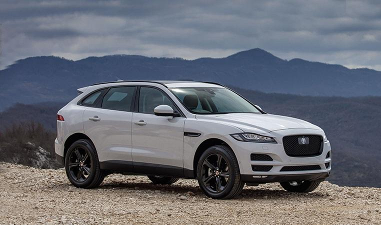 Jaguar | Jaguar F-Pace | SUV | 8-speed Automatic | Axess Mauritius