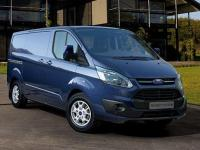 Ford | Transit Panel Van | TRANSIT CUSTOM | Axess Mauritius