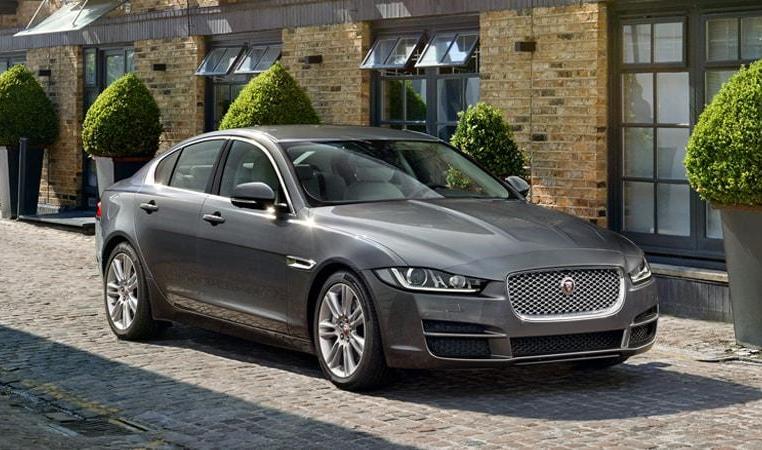 Jaguar   Jaguar XE   Sports Sedan   Axess Mauritius