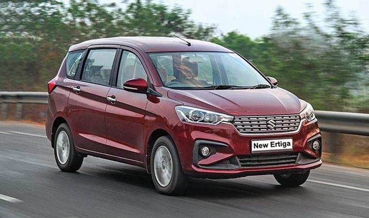 Suzuki New Ertiga GL | 7-seat Ertiga | Request a Quote | AXESS Mauritius