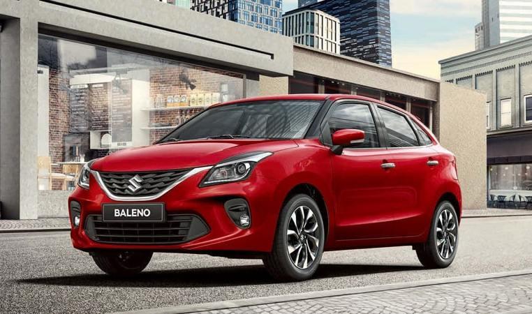 Suzuki Baleno GL | Hatchback | Buy new car in Mauritius | Axess Limited